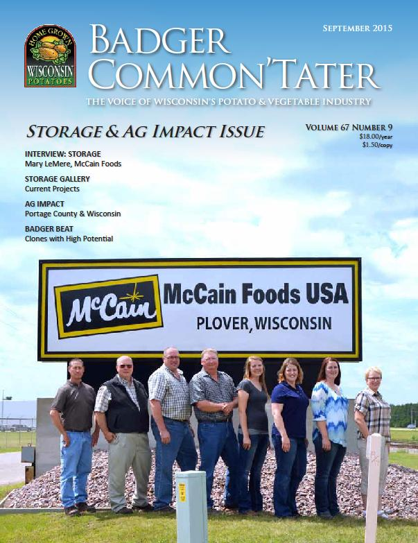 Interview with Mary LeMere - Wisconsin Potatoes
